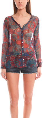 Warehouse Margaux Lonnberg Laura Shirt