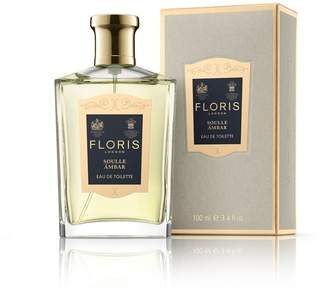 Floris Soulle Ambar Eau De Toilette Spray 100ml