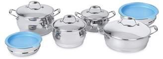 Berghoff Mixing Bowl & Cookware - 12 Piece Set