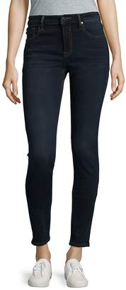 Vigoss Women's Marley Super Skinny Jeans - Dark Wash, Size 30 (8-10)