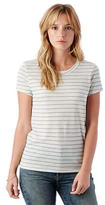 Alternative Women's Ideal Short Sleeve Crew Neck Tee