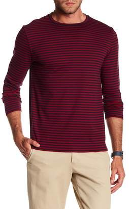 BOSS Talley Striped Long Sleeve Tee