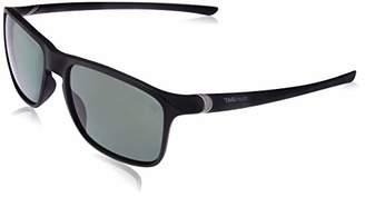 Tag Heuer 66 6042 301 591803 Polarized Oval Sunglasses