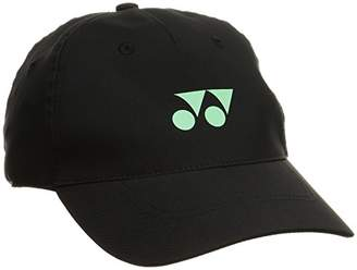 Yonex (ヨネックス) - (ヨネックス) YONEX テニスウェア キャップ 40049 [ユニセックス] 40049 007 ブラック (007) フリーサイズ