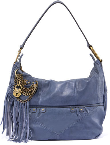 Juicy Couture Padlock Sophie Shoulder Bag