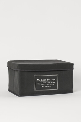 H&M Canvas Storage Box