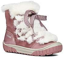 Geox Baby's & Kid's Omar Faux Fur Linied Winter Boots