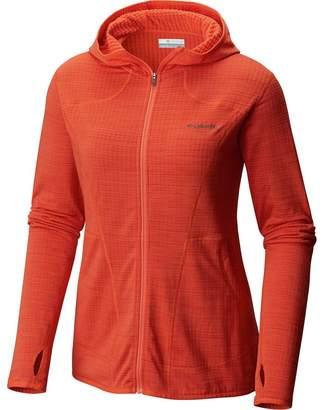 Columbia Feather Brush Full-Zip Fleece Jacket - Women's