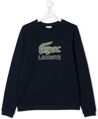 Lacoste (ラコステ) - Lacoste Kids ロゴ スウェットシャツ
