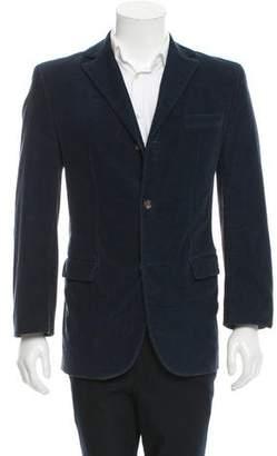 Marc Jacobs Corduroy Three-Button Blazer
