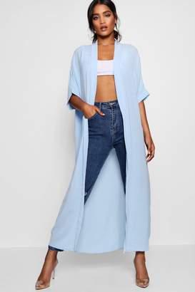 boohoo Maxi Kimono
