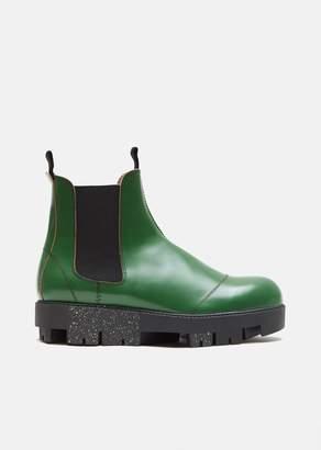 Acne Studios Till Chelsea Boots Evergreen