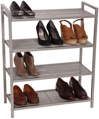 Household Essentials 4-Tier Shoe Rack