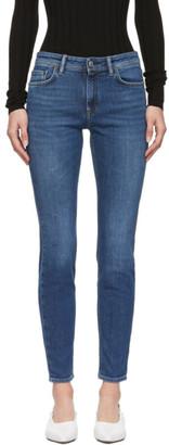 Acne Studios Blue Bla Konst Climb Jeans