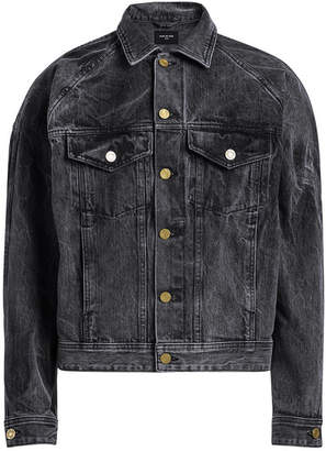 Fear Of God Selvedge Denim Jacket