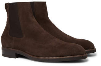 Canon Suede Chelsea Boots