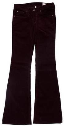 Rag & Bone Corduroy Flared Pants