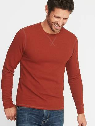71d8686fc2d ... Old Navy Soft-Washed Thermal Crew-Neck Tee for Men