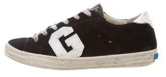 Golden Goose Goldstar Low-Top Sneakers