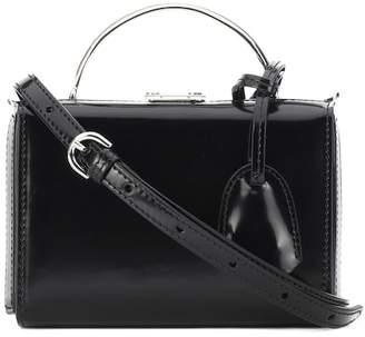 159ba92b0c14 Mark Cross Grace Mini Box leather shoulder bag