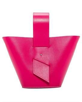 Carolina Santo Domingo Amphora Mini Top Handle Cross Body Bag