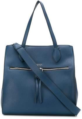 Tosca textured shoulder bag