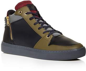 Creative Recreation Modena Zip High Top Sneakers $110 thestylecure.com