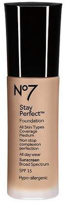 Boots Stay Perfect Foundation SPF 15, Deeply 1 oz (30 ml)