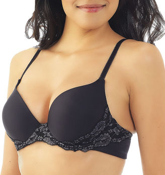 Lily Of France Lily of France Sensational Lace Push-Up Bra $36 thestylecure.com