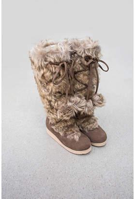 Joyfolie Girls' Belinda Suede Boot