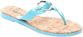 Bernardo Rubber Sandals - Matrix Jelly