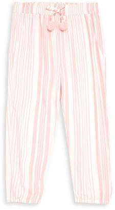 Jessica Simpson Little Girl's Striped Pants