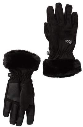 180s Primaloft Insulated Faux Fur Gloves