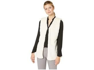 Echo Faux Fur Vest Women's Vest