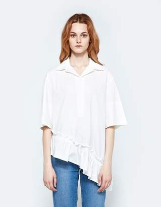 Marni S/S Polo Neck Blouse