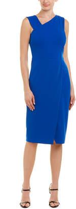 Rachel Roy Asymmetrical Midi Dress