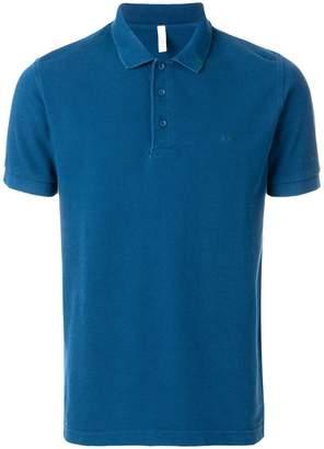 Sun 68 classic style polo shirt
