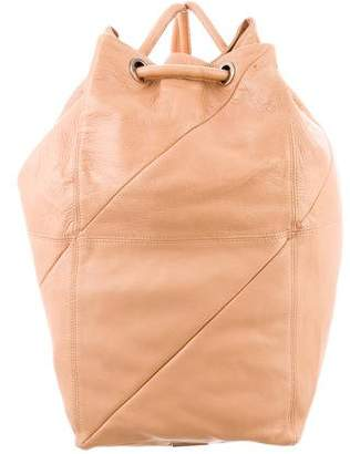Gianfranco Ferre Grained Leather Backpack