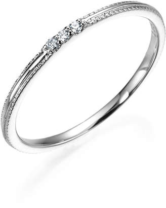 GIANTTI K18WG/YG H & Cダイヤモンド リング ホワイトゴールド 8