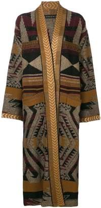 Etro intarsia-knit cardigan
