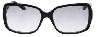 Tiffany & Co. Embellished Tinted Sunglasses