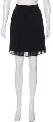 Alice + Olivia Mini Pleat Skirt