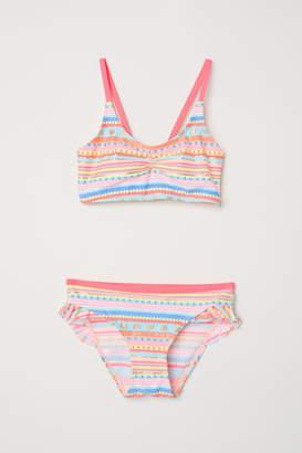 H&M Patterned Bikini - Pink