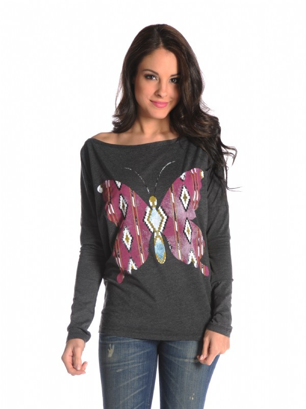 Signorelli Aztec Butterfly Tee