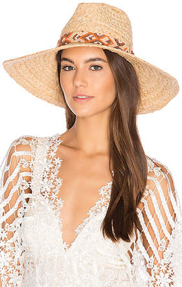 ale by alessandra Indio Hat in Cream. $85 thestylecure.com