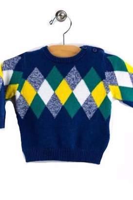 Mayoral Diamond Knit Sweater