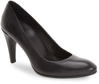 ECCO 'Shape 75' Round Toe Pump (Women) $149.95 thestylecure.com