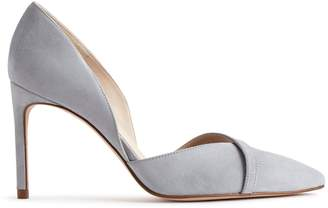 Reiss Georgia Suede Point-Toe Shoes