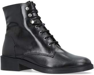 Carvela Skewer Lace-Up Boots
