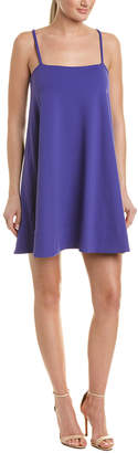 Susana Monaco Square Neck A-Line Dress